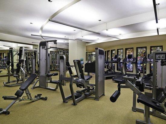 The St. Regis Aspen Resort: Fitness Center