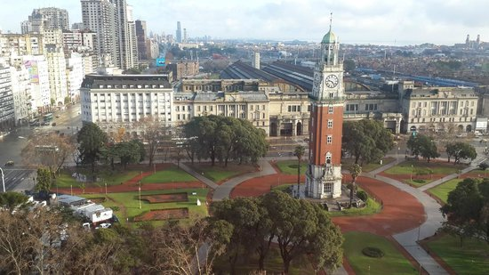 Sheraton Buenos Aires Hotel & Convention Center : Vista desde la habitación