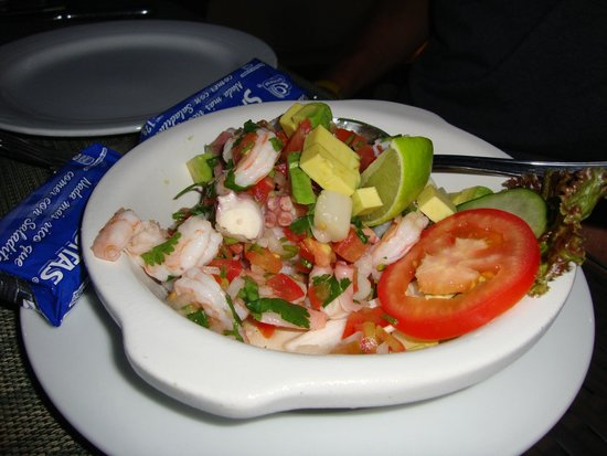 The Westin Resort & Spa, Cancun: Ceviche