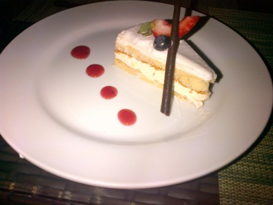 The Westin Resort & Spa Cancun: Tres leches