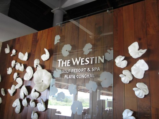The Westin Golf Resort & Spa, Playa Conchal: Lobby