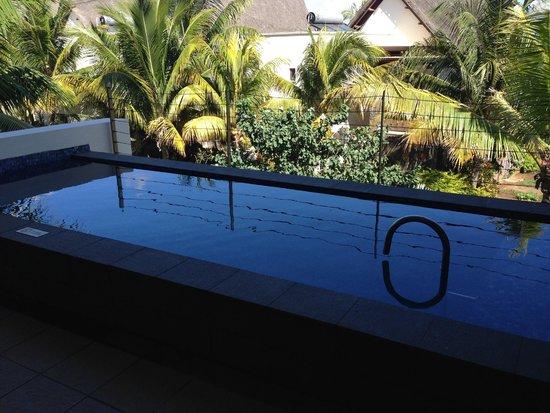Angsana Balaclava Mauritius: Private pool
