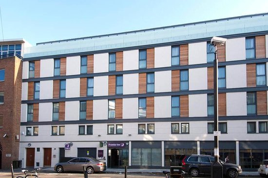 Premier Inn London Angel Islington Hotel: Exterior