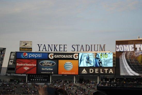 Yankee Stadium Pre Game Tour Review