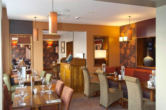 Premier Inn London Angel Islington Hotel: Restaurant