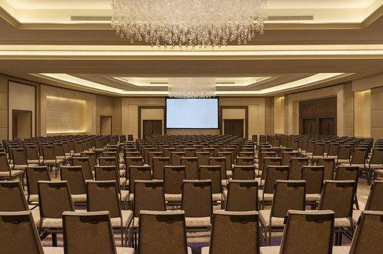 The Westin Abu Dhabi Golf Resort & Spa: Masters Ballroom