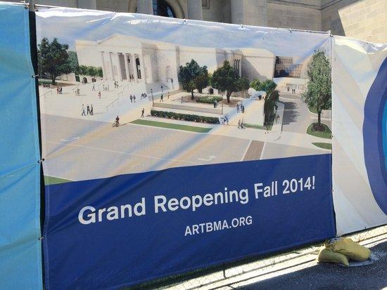 Baltimore Museum of Art: Under renovation but still a great visit