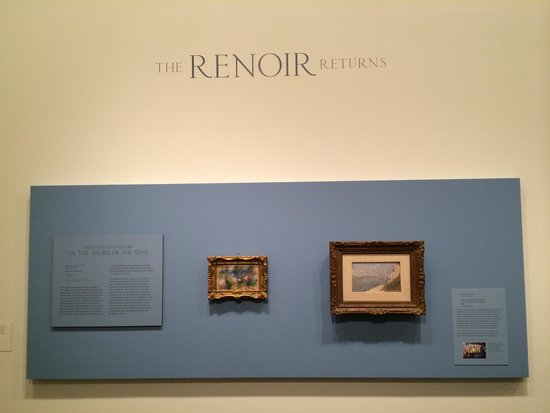 """Baltimore Museum of Art: The story of the """"missing"""" Renoir"""