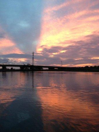Paddles Up: Fort Bayou Sunset Paddle