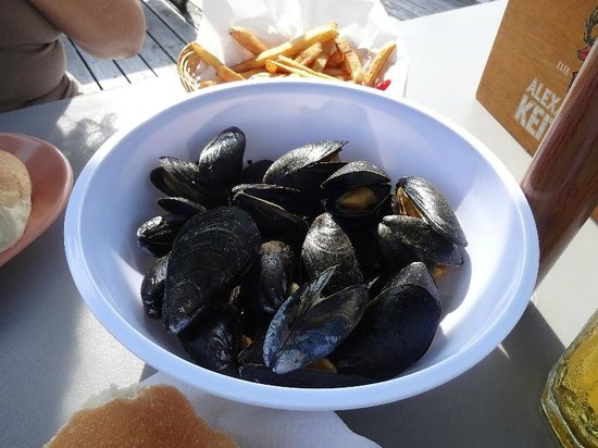 Shaw's Landing : SL Mussels