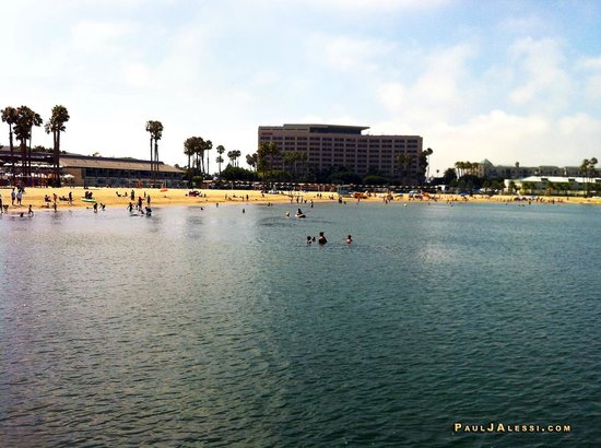 Marina del Rey, Kalifornien: Mother's Beach
