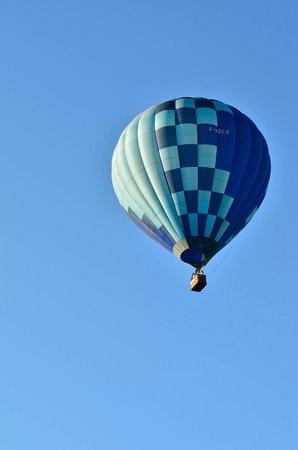 Idea Balloon Mongolfiere inToscana: High In the Sky