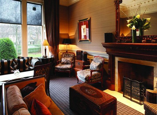 Hotel du Vin at One Devonshire Gardens: Lounge