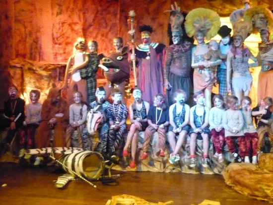 the lion king  kids club