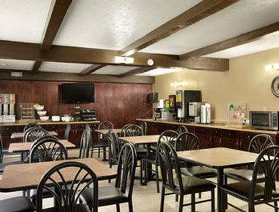 Howard Johnson Inn Appleton: Breakfast Area