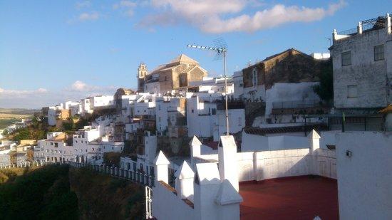 Casa Blues: Vistas desde la terraza superior
