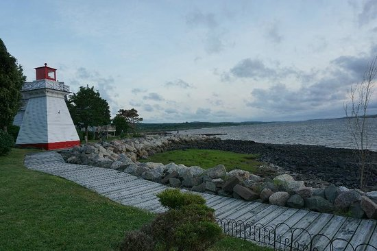 Annapolis Royal Lighthouse : Annapolis Lighthouse