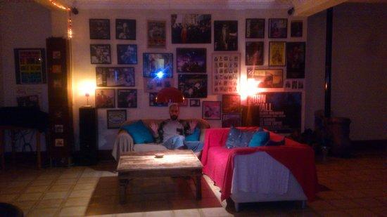 Casa Blues: Saloncito