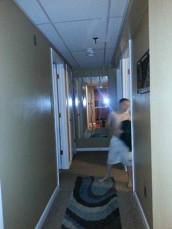 Mountain Green Resort : Hall Way