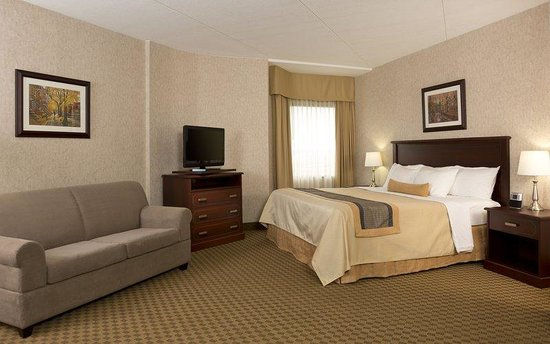Best Western Laval-Montréal : Guest Room