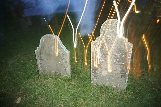 Annapolis Royal Candlelight Graveyard Tour : GY04