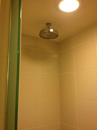 Hilton Melbourne Beach Oceanfront: Bathroom shower fixture