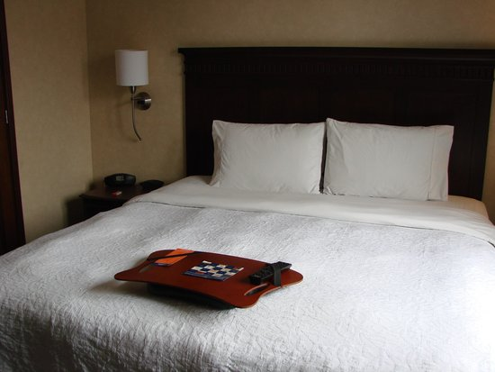 Hampton Inn & Suites Mexico City - Centro Historico: Bdroom
