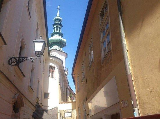Casco antiguo: Bratislava - Old town