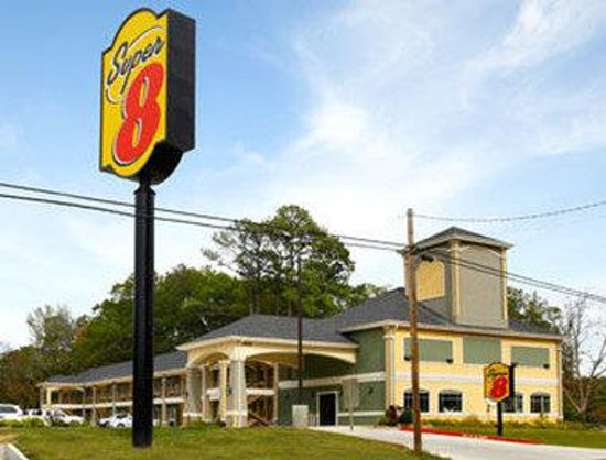 Welcome to the Super 8 Mansfield LA