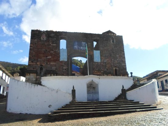 Our Lady of Rosario: Vista parte frontal