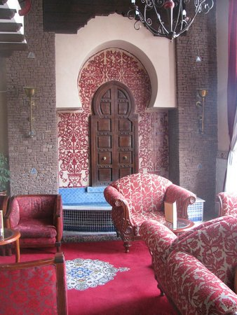 Mogador Express Bab Doukkala: Hotel Lounge