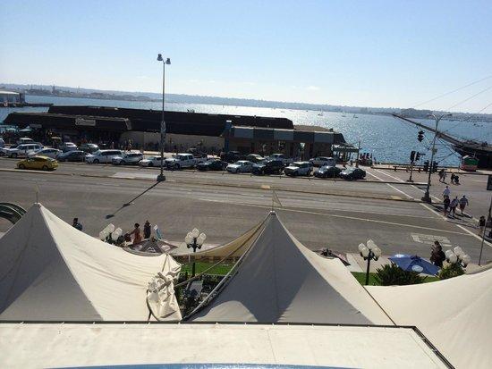 Wyndham San Diego Bayside: View from Room