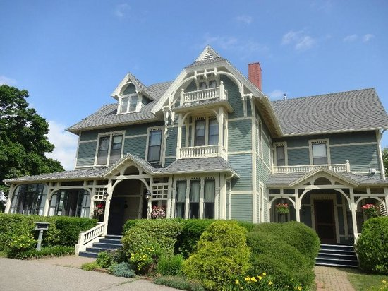 Victoria's Historic Inn: Victoria's Inn