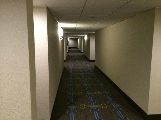 Wyndham San Diego Bayside: Hallway