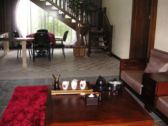 Tengchong Hot Spring Spa: Rest area