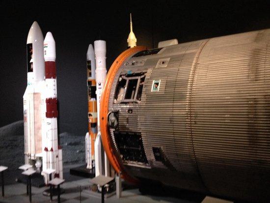 Technisches Museum: Shuttle