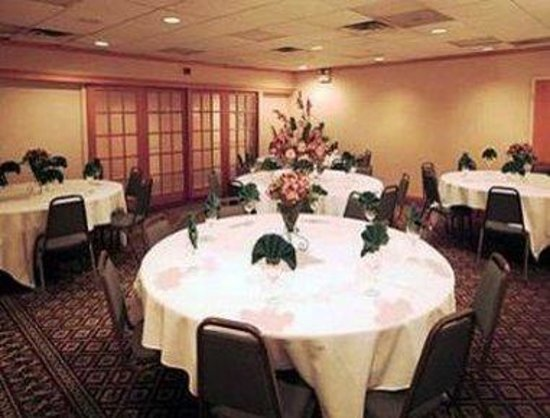 Ramada Austinburg/Ashtabula: Banquet Room