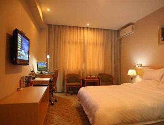 Super 8 Hotel Putian Hanjiang Shang Ye Cheng : One Bed Room