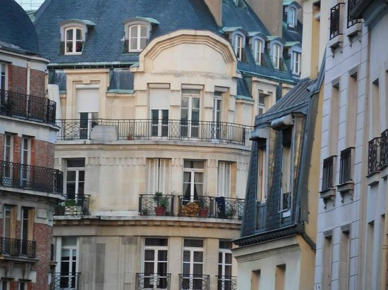 Hotel De Buci by MH: View from room