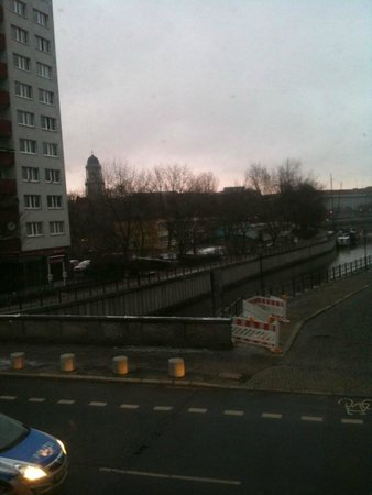 Derag Livinghotel Grosser Kurfürst : La vista