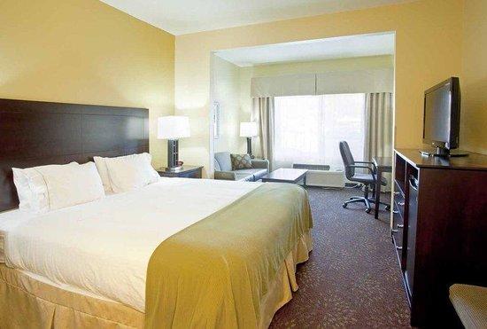 Holiday Inn Express Charleston/Kanawha City : Single Bed Guest Room