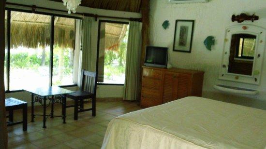 Hotel Villa Kiin : Bungalow 17 Honeymoon with jacuzzi
