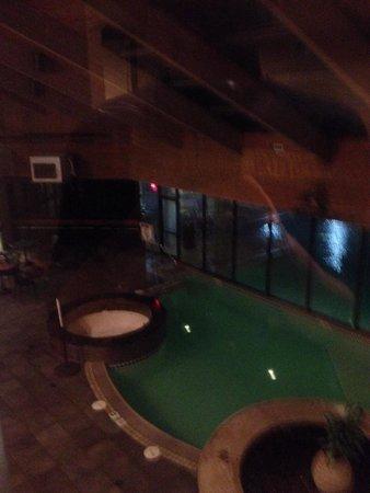 Wyndham Virginia Beach Oceanfront: Indoor pool