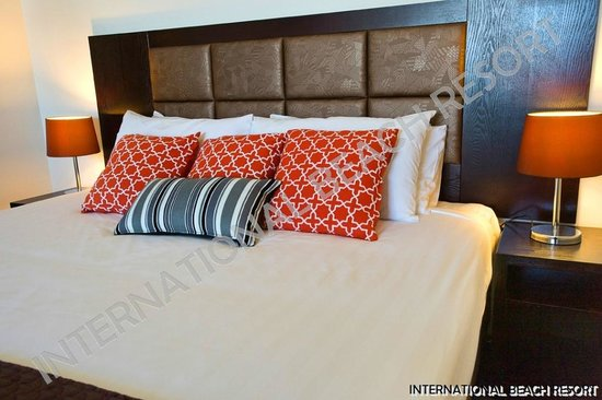 International Beach Resort: Hotel Room-King