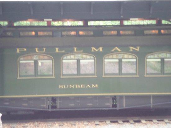 Hildene, The Lincoln Family Home : Pullman Car