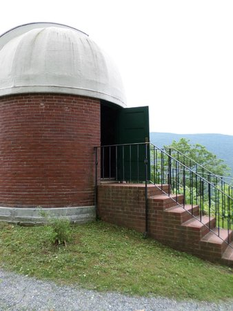 Hildene, The Lincoln Family Home : Observatory built by Robert Todd Lincoln