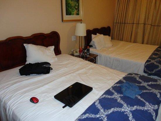โรงแรมคาร์เตอร์: room