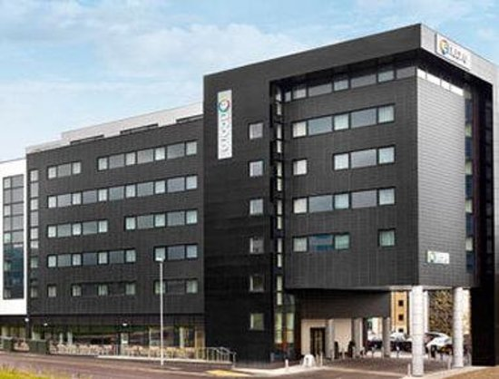 Welcome to the Ramada Encore Newcastle-Gateshead