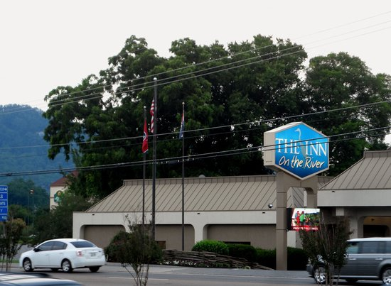 The Inn On The River : Inn on the River from Mellow Mushroom