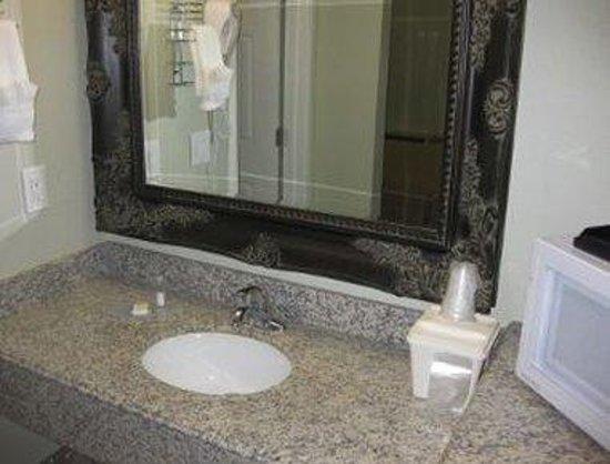 Days Inn & Suites/College Park/Atlanta/Airport West: Vanity